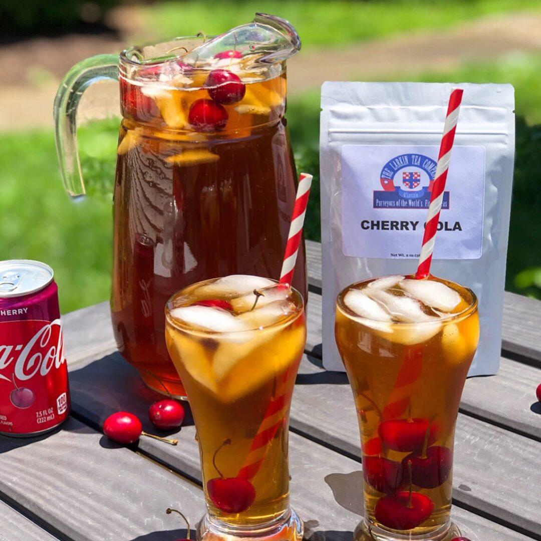 The Larkin Tea Company | Loose Leaf Tea, Tea Goods, and more