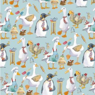 tea towels Animal Magic