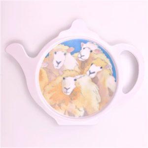 sheep tea bag holder