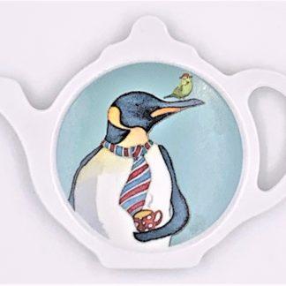Animal magic tea bag holder