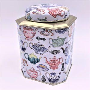 teapots tea canister