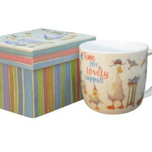 Lovely Cuppa tea mug