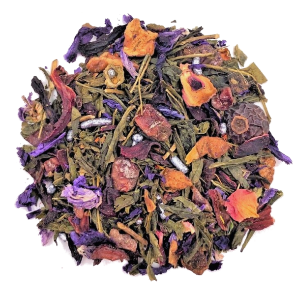 purple reign tea blend
