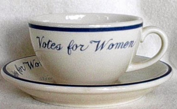 This image has an empty alt attribute; its file name is votes-for-women-cup.jpg