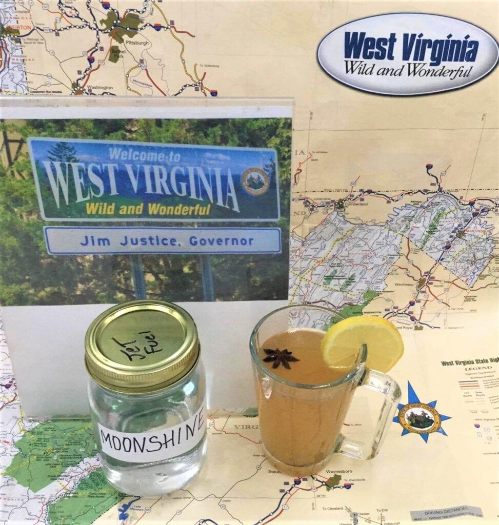 west Virginia hot toddy