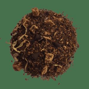pecan turtle Larkin tea
